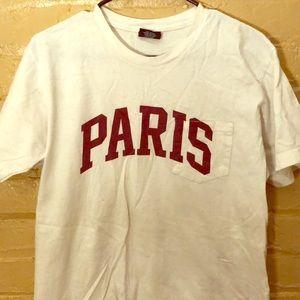 Stussy Paris Pocket T-Shirt (Authentic)